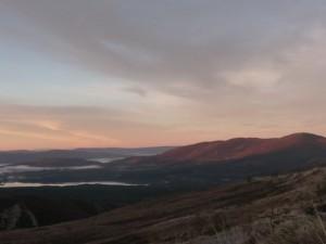 Scotland sunsets
