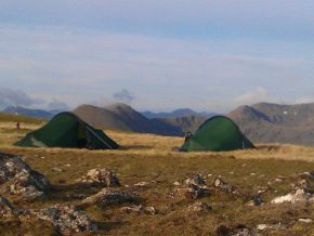 Wild camping weekends